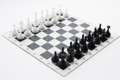 Chess on board Stock Images