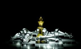 Free Chess Board Game Stock Photos - 138162613