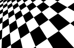Chess Board. High resolution illustration Stock Photo