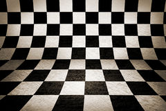 Chess Board Stage Background Royalty Free Stock Images