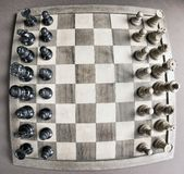 Chess Board. Stock Photo