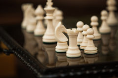 chess-board Royalty Free Stock Photos