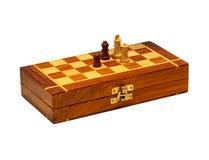 Chess box Royalty Free Stock Photo