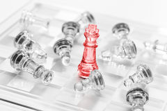 Chess business concept. Stock Image
