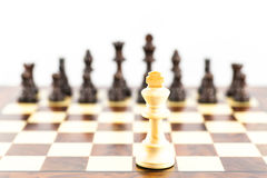 Chess Challenge Stock Images