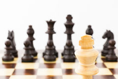 Chess Challenge Stock Photos