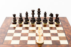 Chess Challenge Royalty Free Stock Images