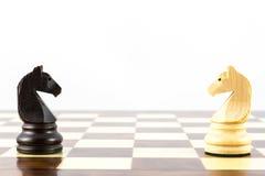 Chess Challenge Stock Image