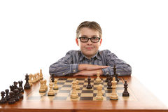 Chess Champion Stock Photography