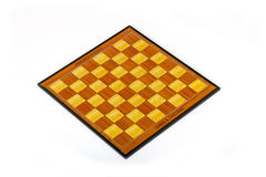 CHESS - CHECKERS Royalty Free Stock Photography