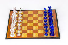 CHESS - CHECKERS Royalty Free Stock Images