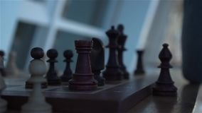 A Chess On Chess Board