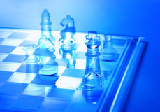Chess Chessboard Background Royalty Free Stock Photo
