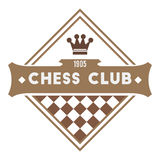 Chess club Stock Images
