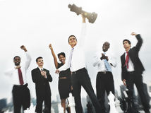 Chess Colleagues Corporate Team Solution Group Concept Royalty Free Stock Photography