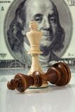 Chess composition Stock Photography