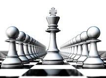Chess concept Stock Images