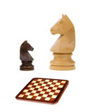 Chess - concept Royalty Free Stock Images