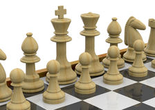 Chess - 3D Stock Photography