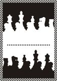 Chess diploma Royalty Free Stock Images