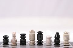 Chess Diversity. 1 royalty free stock images