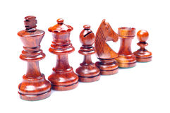 Chess essentials Royalty Free Stock Photos