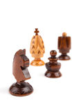 Chess figure Stock Photography
