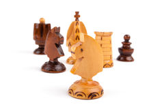 Chess figure Stock Image