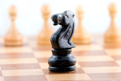 Chess figure Stock Photo