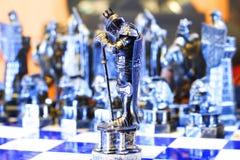 Chess figure Stock Photography