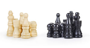 Chess figure Royalty Free Stock Photos