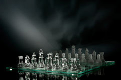 Chess figures 01 Royalty Free Stock Image
