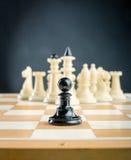 Chess figures Stock Photo