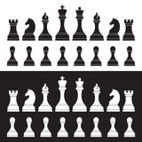Chess figures. Stock Image