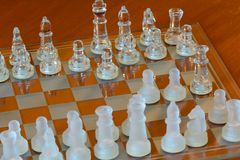Chess, Fools Mate Royalty Free Stock Image