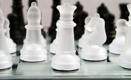 Chess game Stock Image