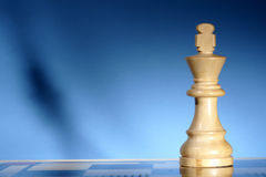 Chess game Royalty Free Stock Image