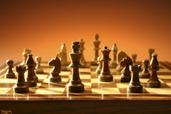 Free Chess Game Stock Images - 40855364