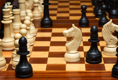 Free Chess Game Stock Images - 57417304