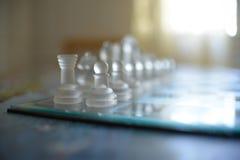 Chess game stock photos
