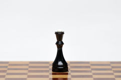 Chess game. A Chess Board with figures Stock Images