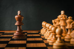 Chess game Stock Photos