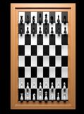 Chess game vector illustration