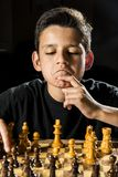 Chess game Royalty Free Stock Photo