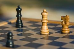 Chess, Games, Board Game, Indoor Games And Sports Stock Photography