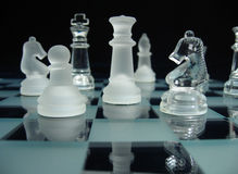 Chess I Royalty Free Stock Images
