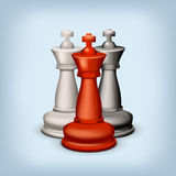 Chess 14 Royalty Free Stock Images
