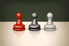 Chess 12 Royalty Free Stock Images