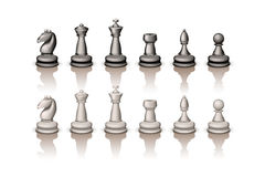 Chess 10 Stock Photography