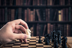 Chess image Stock Photography